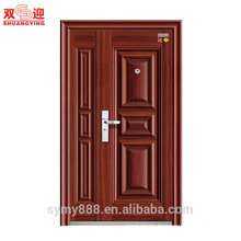 China design steel front exterior fireproof door