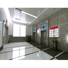 XIWEI больничный койко-лифт с окрашенной стальной кабиной