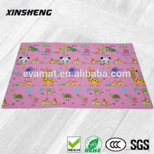 Top selling interlocking customized PU play mat for kids