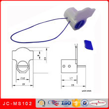 Jc-Ms102 Anti-Reverse Twist Tight Meter Seals Fornecedores