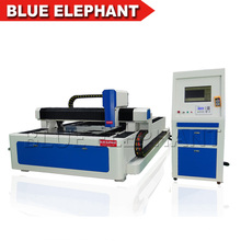 High Quality ELE 1530 Sheet Metal Cutting CNC Fiber Laser Engraving Machine for Hot sale