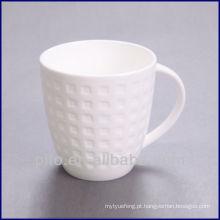 Fábrica da porcelana de P & T, canecas da cerâmica, copos da água da porcelana, canecas de café