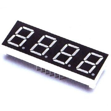 Quadruple Digit LED Display