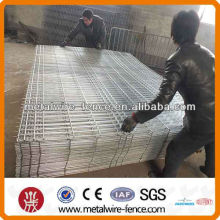 security wire mesh fence panel