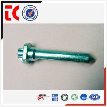 Chromated China OEM zinc connecter die casting