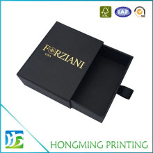 Wholesale Drawer Black Cardboard Paper Gift Box
