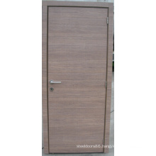 Interior Flush Door Melamine Swing Door for Living Room