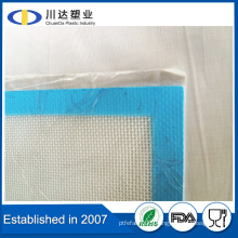 CD051 HOT-SELLING PLAIN WEAVE SILICONE RUBBER CLOTH FACTORY PRICE