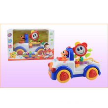 Cartoon Baby Toy Battery Opertaed Car (H0278066)