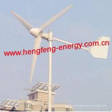 Ветер турбины генератор 300W, техобслуживания, малого домашнего использования ветровой турбины