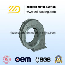 Customized China Foundry Ductile Iron Sand Casting for Pump Fitting
