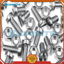 Screw And Nut Fastener