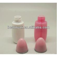 30ml frasco cosmético do PE para o champô que empacota
