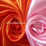 Heavy Cotton Satin Fabric, Plain-dyed, Suitable for Uniforms, Pants and Garments