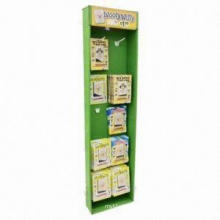 Benutzerdefinierte Karton Papier Display Sidekick Display Showcase