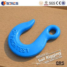 Gancho metálico H-324 Gancho Slip Hooks