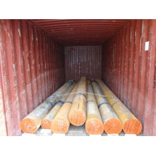 Mechanical Processing Hot Rolled Steel Round Bar, 30mm - 110mm Diameter