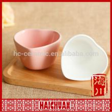 Cerâmica oval verde assar ware com tampa de silicone Lunch box locker bowl Tigela de macarrão japonês