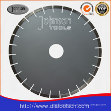 400mm Diamond saw blade: Laser welded silent saw blade
