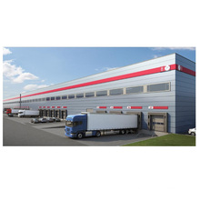 2021 Low Price Steel Structure Prefabricated Insulated Warehouse