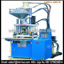 Preis für kleine PP PVC PS PC ABS PA Kunststoff Vertical Injection Maschine