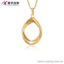 32496-Xuping оптом Китай фабрика 18k золото покрытием Новый элегантный Кулон ювелирные изделия для женщин