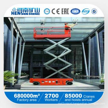 Electric Hydraulic Scissor Lift Table Platform