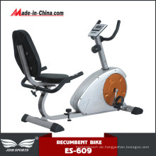 Faltende Recumbent Elliptische Übung Bike Workout