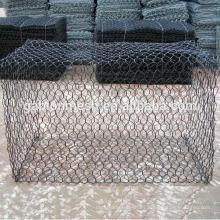 Gabion caja / gabion precio (galvanizado y pvc recubierto)