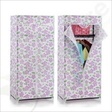 Metal wardrobe closet clothes wardrobe organiser