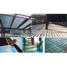 Metal Floor Decking Sheets
