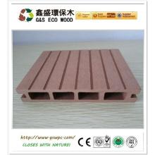 Conception composite en plastique de bois anti-déformant de haute qualité / plate-forme wpc, plate-forme peu coûteuse / Chine