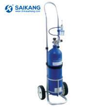 SK-EH005 Appareil médical de bouteille de gaz d'alimentation en oxygène