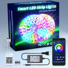 Light strip 5050 Bluetooth 5 meter set