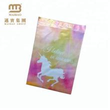 Sachets en plastique auto-adhésifs forts d'emballage de courrier adaptés aux besoins du client par emballage de 10 * 13 pouces