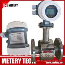 Débitmètre à haute teneur en éthanol Metery Tech.China