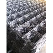 Material de alambre de hierro de bajo contenido de carbono y forma de orificio cuadrado malla de refuerzo