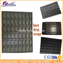 hot dog bun moulder from Haidier Food Machinery