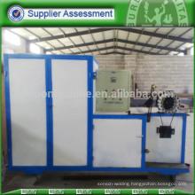 Flexible aluminium air duct machine AFD-600