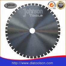Cuchilla de sierra segmentada de diamante de 800mm para uso general