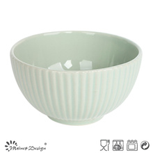 13.5cm Embossed Cereal Bowl Korean Style