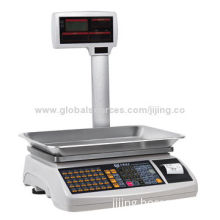 Electronic Weighing Scale Manufacturer, Supports Spanish and Tax Setting
