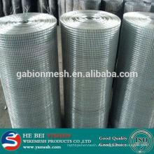 (La verdadera empresa) PVC Coated Welded Wire Mesh / malla de alambre soldado galvanizado en caliente