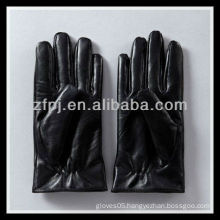 2013 modern style mens leather glove