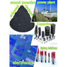 suministro de carbón activado como material para productos químicos