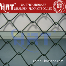 chain link fence&wire mesh fence&diamond wire mesh