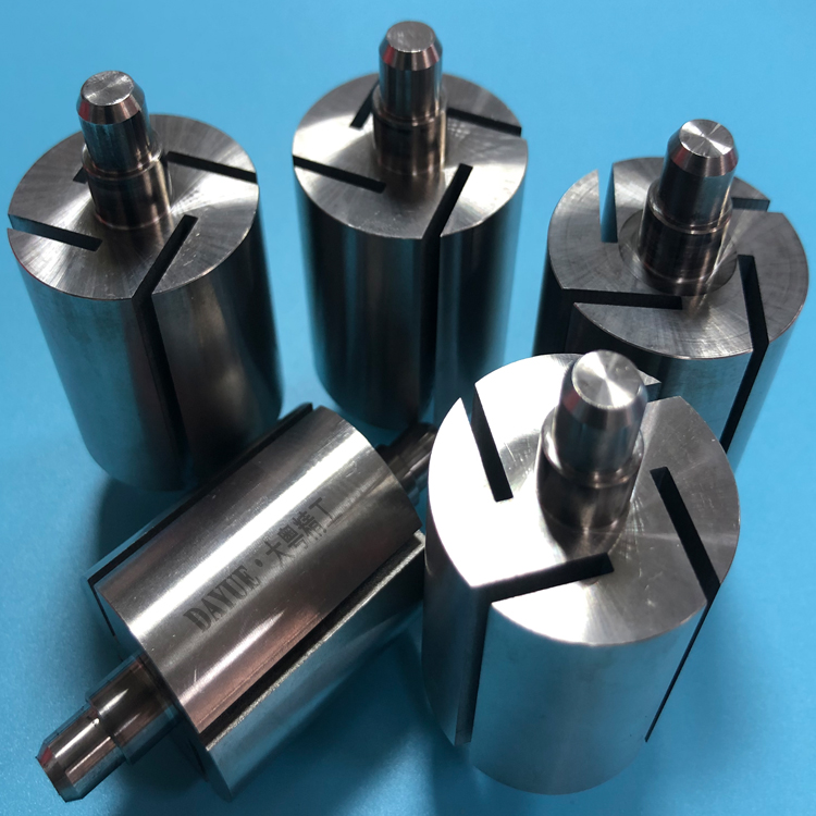 Motor Stator and Rotor Core Stamping Die