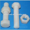 Plastic screw nylon screw ptfe screw