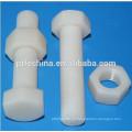 Parafuso de plástico parafuso de nylon parafuso de ptfe