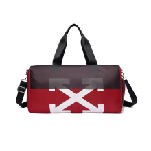 Wholesale Travel Accessories Unisex Multifunction Water Resistant Gym Bag Duffle Bag Sports Pink Duffel Bag